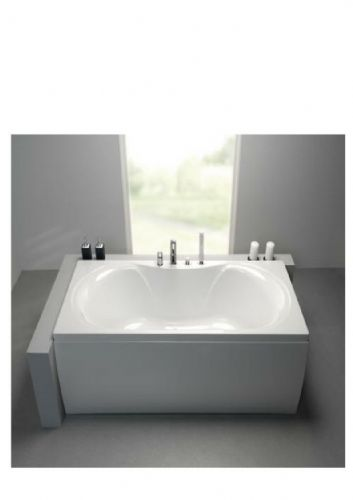 Carron Arc Duo 1800 x 800mm Double Ended Bath